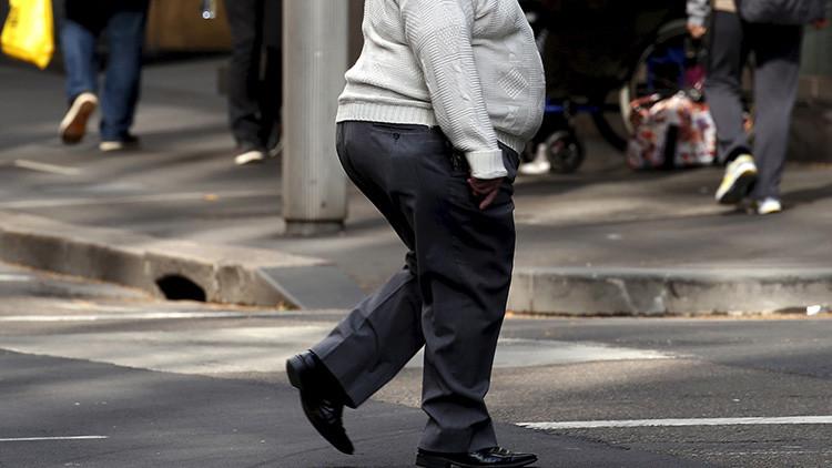 ¿Cuál es el país sudamericano con mayor sobrepeso?