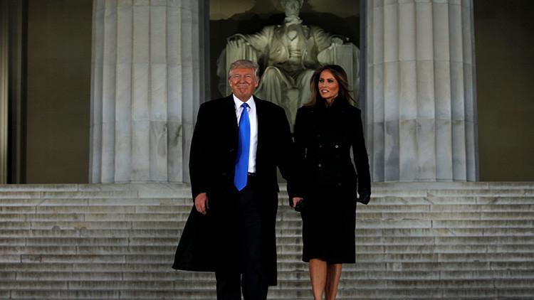 """Trump: """"Vamos a unificar nuestro país"""""""