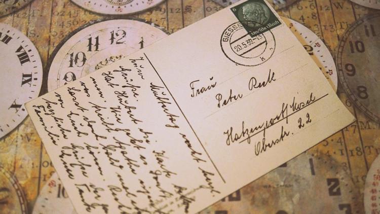 """""""Aprende inglés"""": una postal de Buenos Aires llega al destinatario con groseras correcciones"""
