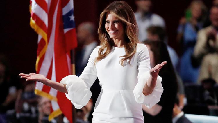 Melania Trump, la Cenicienta que dará glamur a la Casa Blanca