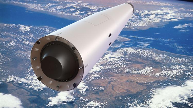 Rusia desarrolla un cohete-portador reutilizable