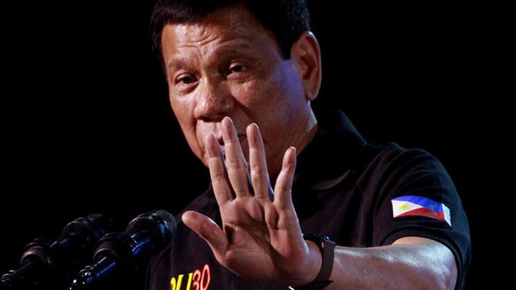 """Presidente filipino a la Iglesia Católica: """"Cuando éramos pequeños, ustedes abusaban de nosotros"""""""