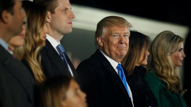 Trump deja de usar su 'smartphone' con Android por motivos de seguridad