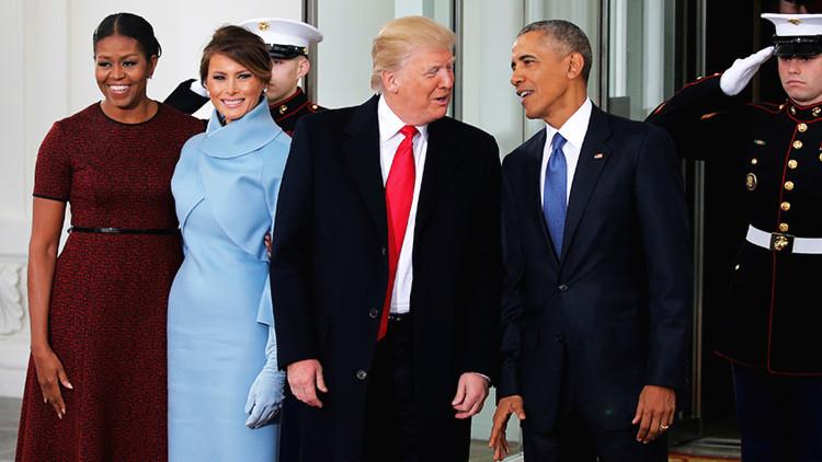 Todo sobre el día de la investidura de Trump