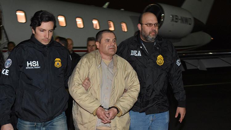 'El Chapo' Guzmán se declara no culpable ante la justicia de EE.UU.
