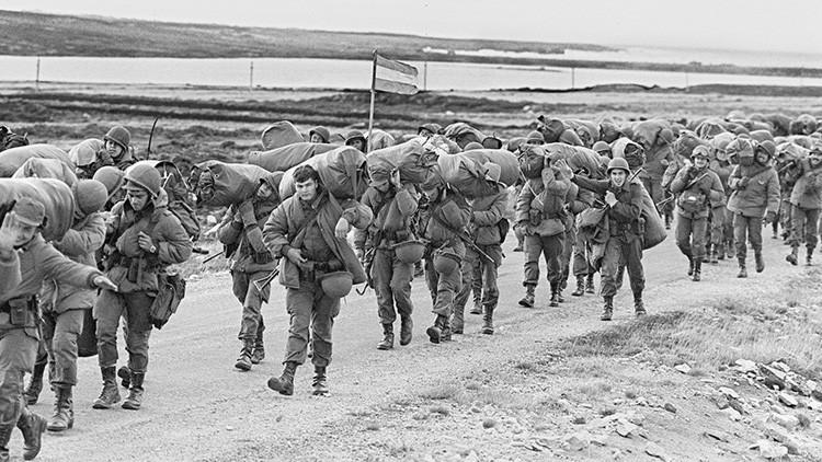 La CIA evaluó en 1982 entregar las Islas Malvinas a la Argentina