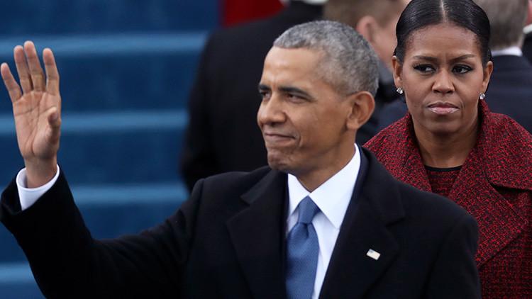 'Si las miradas mataran': Las caras de Michelle Obama en la investidura de Trump explotan en la Red
