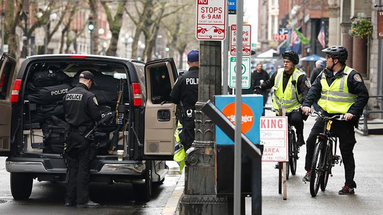 EE.UU.: Al menos un herido en un tiroteo en la Universidad de Washington