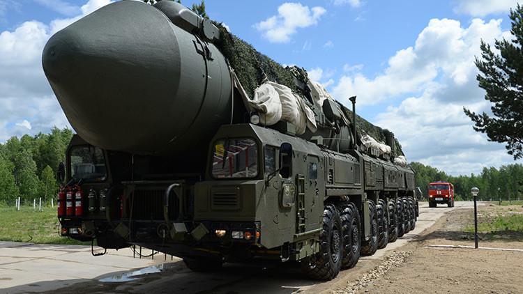Rusia pondrá a prueba sus 'trenes fantasma' en 2019