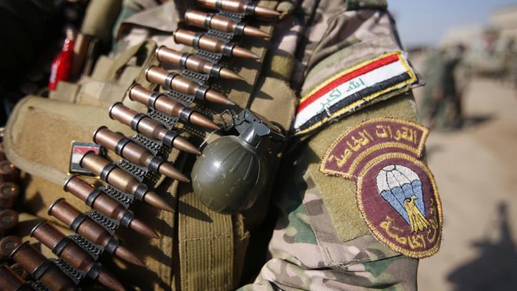 El Ejército iraquí recupera varios edificios del Gobierno en Mosul