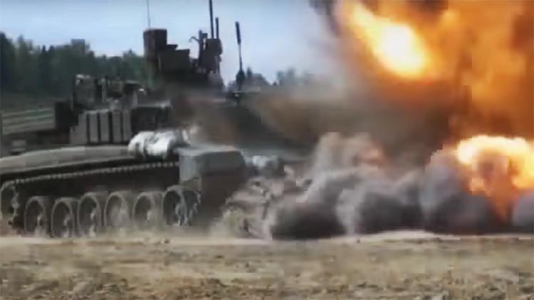 El Ministerio de Defensa ruso publica un impresionante video en el Día de las Tropas de Ingenieros