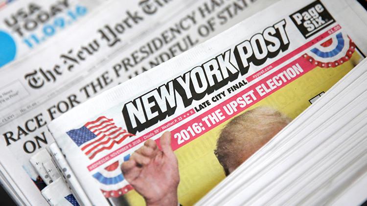 """La administración de Trump """"responsabilizará"""" a la prensa de lo que publica"""