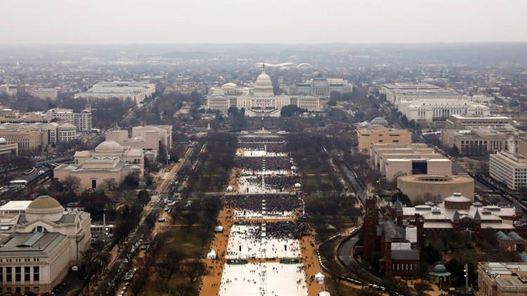 Trump denuncia a los medios de EE.UU. por minimizar la asistencia a su investidura
