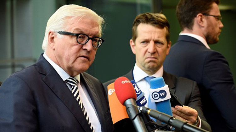 """Alemania: """"La elección de Trump es el fin del orden mundial del siglo XX"""""""