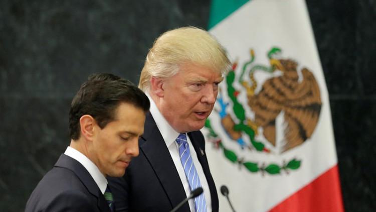 Ponen fecha a la reunión entre Trump y Peña Nieto