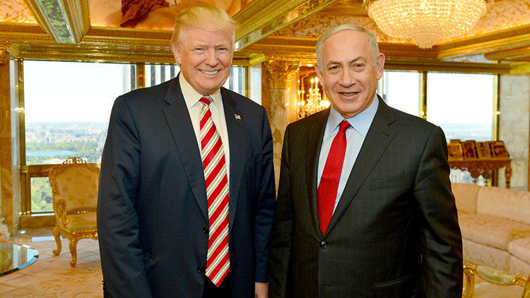 Trump invita a Netanyahu a visitar Washington en febrero