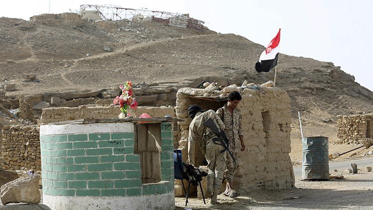 Las fuerzas gubernamentales de Yemen capturan el puerto de Moca en el mar Rojo