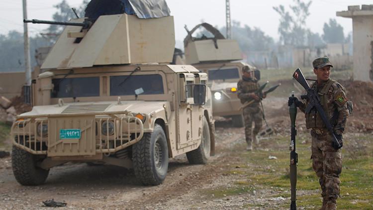 El Ejército iraquí afirma haber retomado el este de Mosul de manos del Estado Islámico