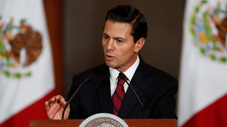 """Peña Nieto: """"México está obligado a tomar acciones para defender sus intereses nacionales"""""""