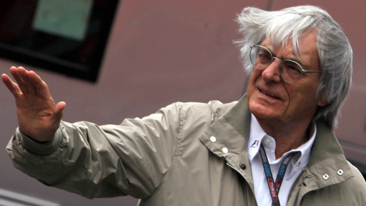 Destituyen a Bernie Ecclestone como presidente de la Fórmula 1