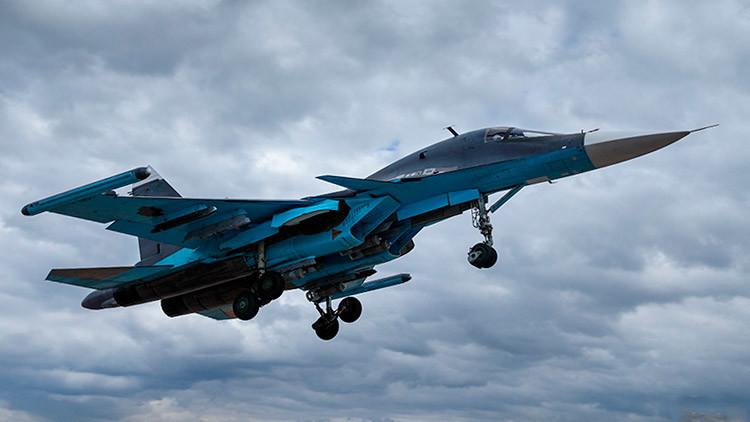 Moscú: Los aviones rusos bombardearon al Estado Islámico en Alepo tras recibir información de EE.UU.