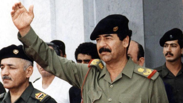 La CIA instó a Irak a entrar en guerra contra Siria en 1983