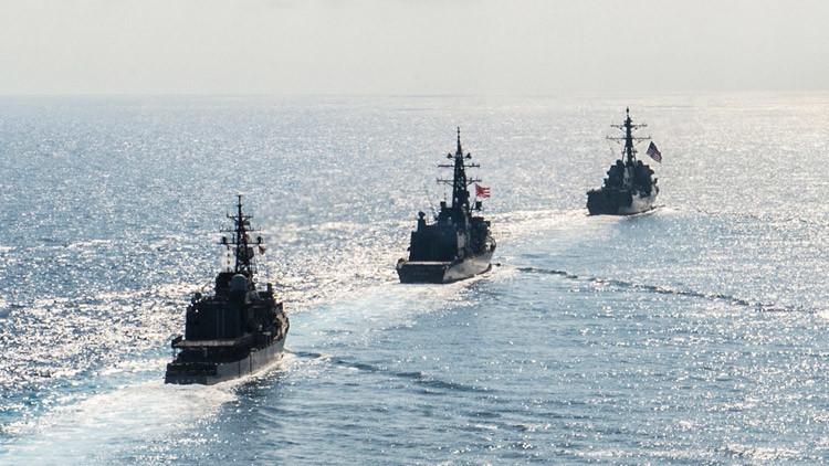 """""""EE.UU. defenderá sus intereses en el mar de la China Meridional"""""""
