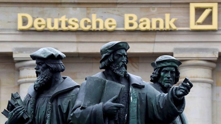 """Revelan cómo Deutsche Bank hizo """"desaparecer"""" 462 millones de dólares"""