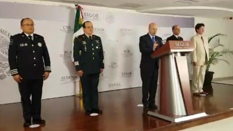 México: Detienen al hijo de 'El Azul', el capo del cartel de Sinaloa