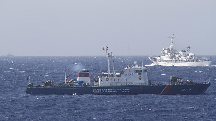 """China: La soberanía de las islas en el mar de la China Meridional """"no es un asunto de EE.UU."""""""