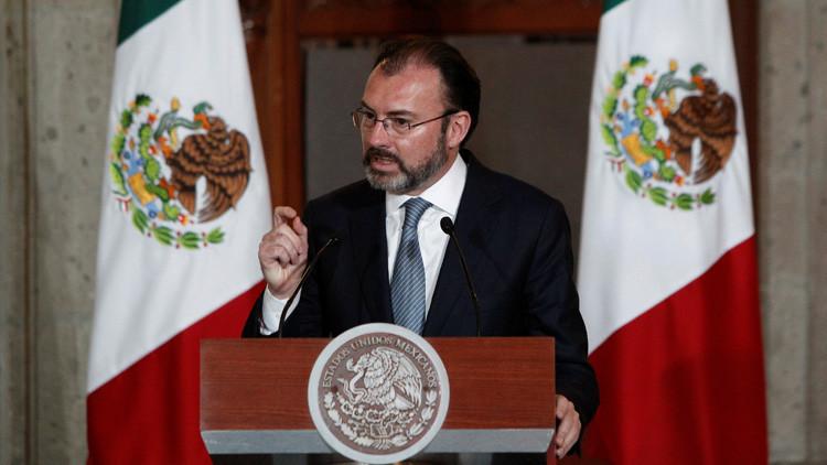 """México: Cualquier acuerdo con EE.UU. que lastime la dignidad de la nación """"será inaceptable"""""""