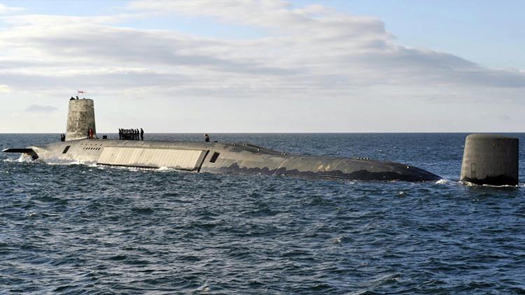 """""""Lo dije un año antes de que pasara"""": Exmarino británico denuncia fallas del sistema nuclear Trident"""