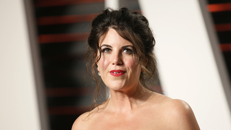 Monica Lewinsky sale en defensa del hijo de Trump