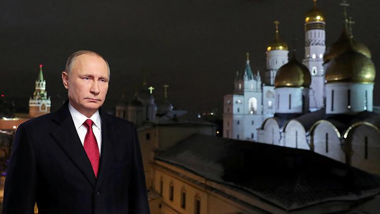 """Putin: """"Europa debe permanecer unida más allá de los intentos de levantar nuevos muros"""""""