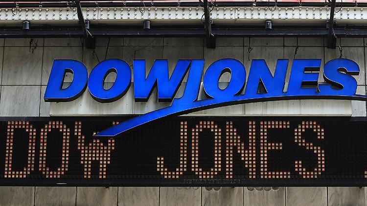 Histórico: El índice Dow Jones supera los 20.000 puntos por primera vez