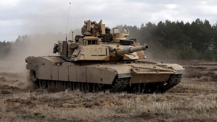 """""""Imaginen que las tropas rusas se concentraran en las fronteras de EE.UU."""""""