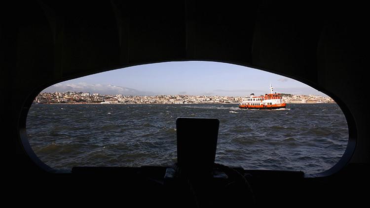Al menos 34 heridos tras el choque de un ferry en el puerto de Lisboa
