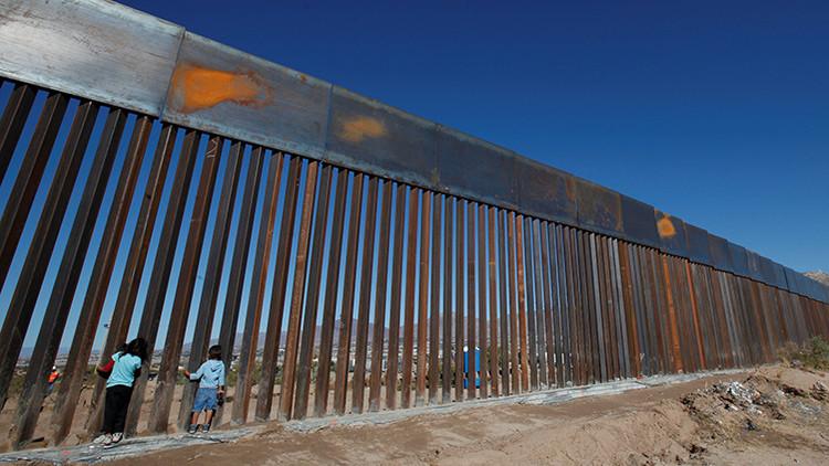 """Trump: """"La construcción del muro fronterizo comenzará lo más pronto posible"""""""