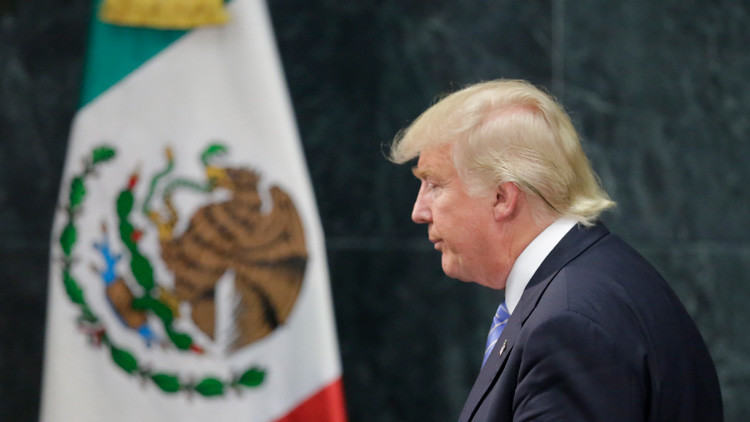 Políticos mexicanos solicitan que Peña Nieto cancele su visita a Trump