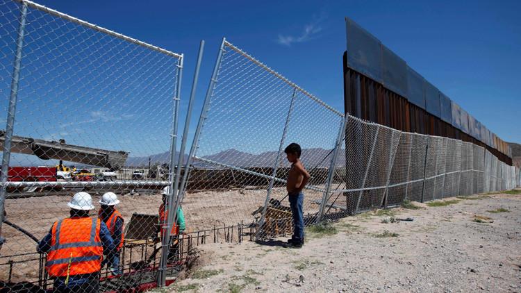 """Trump: """"Una nación sin fronteras no es una nación"""""""