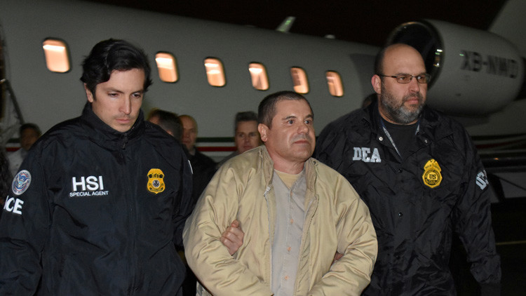 VIDEO: Así reaccionó 'El Chapo' Guzmán al enterarse de su traslado