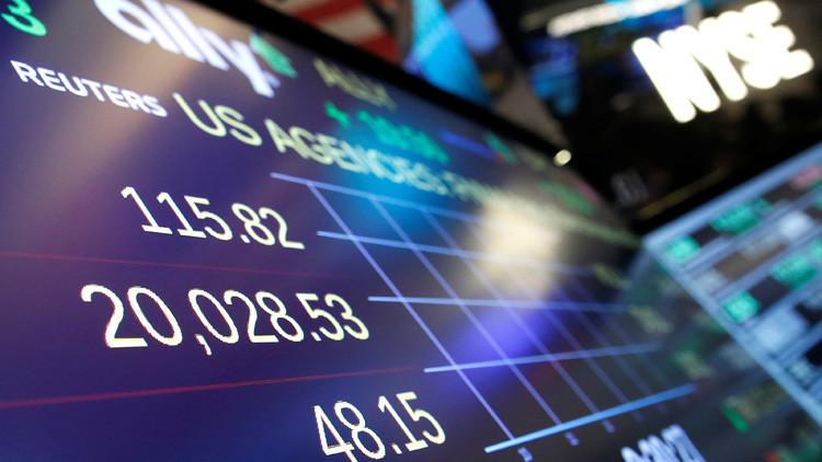 El promedio industrial Dow Jones cierra por primera vez por encima de los 20.000 puntos