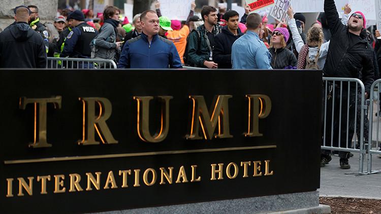La cadena de Trump triplicará su número de hoteles  en EE.UU.