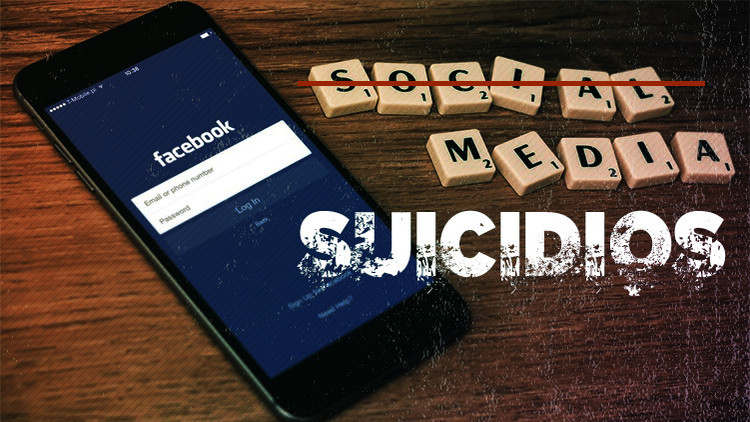 Resultado de imagen para suicidio en adolescentes redes sociales