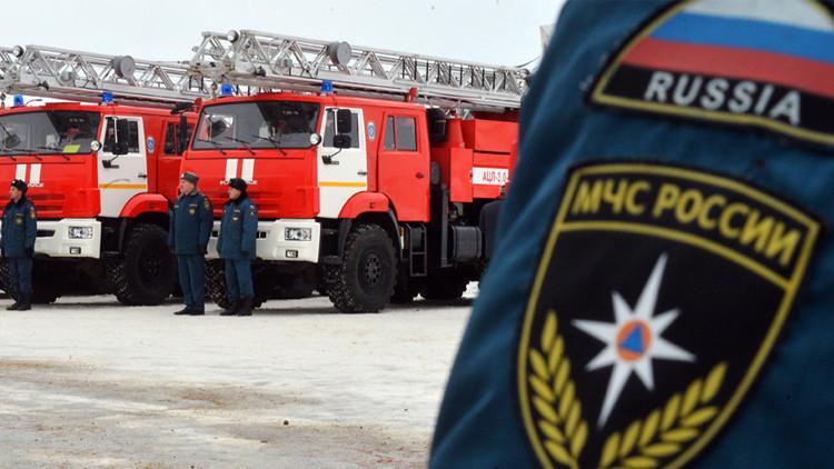 Muere una persona tras una explosión en una planta de generación eléctrica del centro de Rusia
