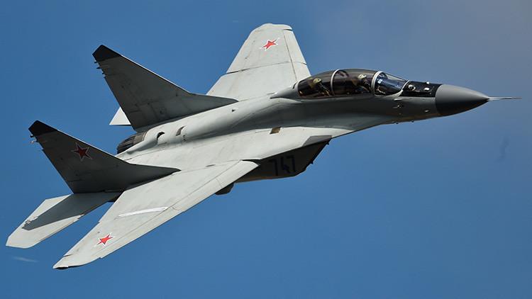 Putin: Han comenzado las pruebas de vuelo del avanzado caza ruso MiG-35