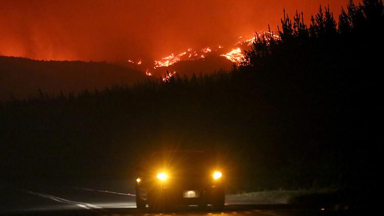 Chile crepita: ¿Por qué no se han podido extinguir por completo los incendios?