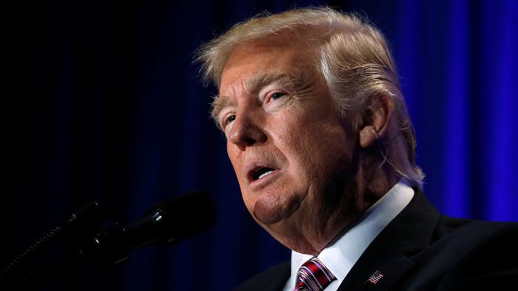 Trump quiere obligar a México a pagar el muro a través de un impuesto del 20% a las importaciones