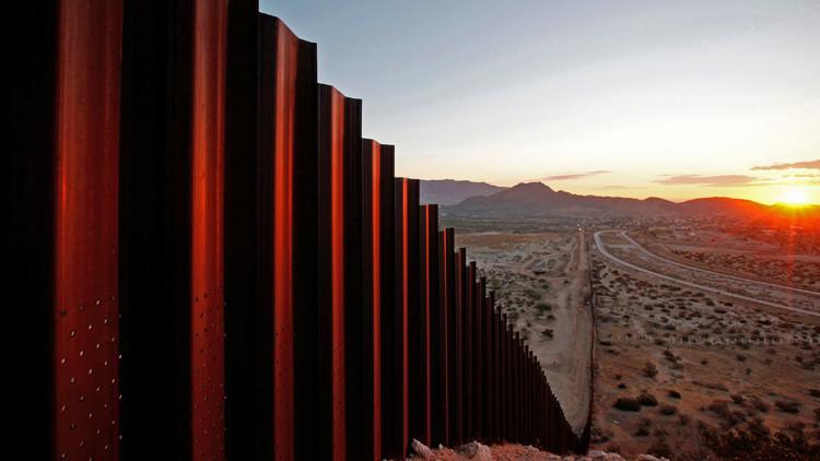 El muro de la discordia entre México y EE.UU.