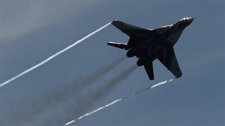 Rusia está dispuesta a vender aviones de combate MiG-29 a Argentina
